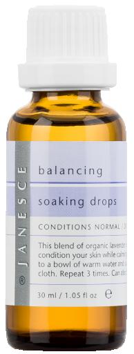 Balancing Soaking Drops