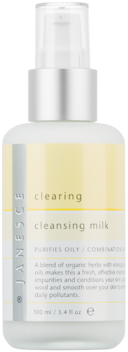 Clearing Cleansing Milk