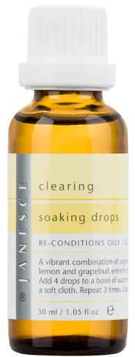 Clearing Soaking Drops