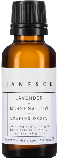 Lavender + Marshmallow Soaking Drops