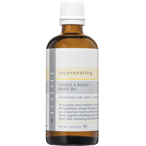 Rejuvenating Citrus 4 Blend Body Oil