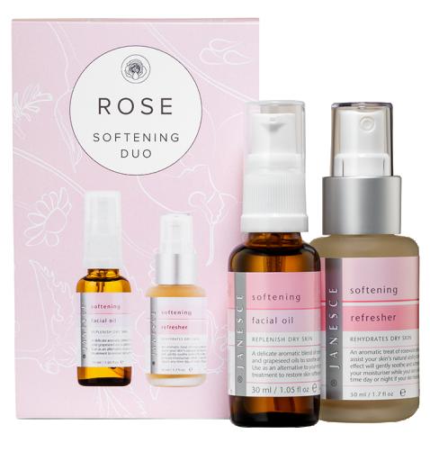 Rose Softening Duo