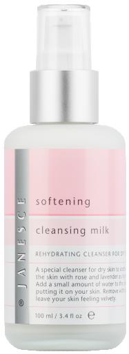 Softening Cleansing Milk