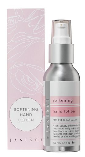 Softening Rose Hand Lotion