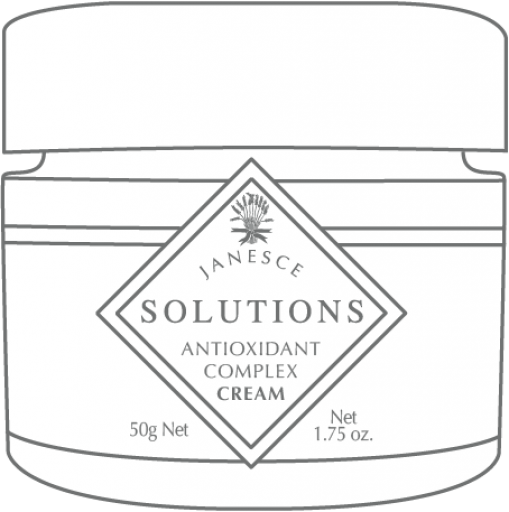 Solutions Antioxidant Complex Cream